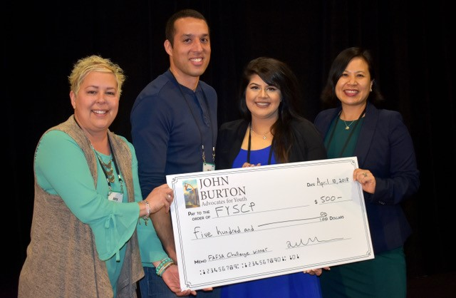 YUBA COUNTY WINS CALIFORNIA FOSTER YOUTH FAFSA CHALLENGE