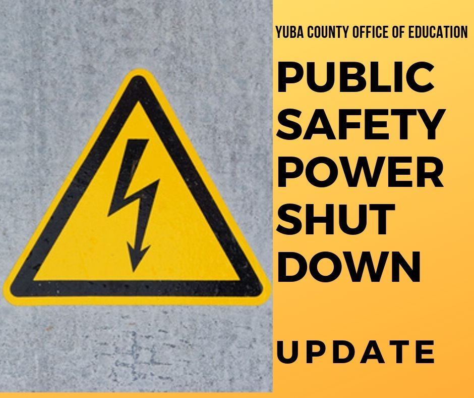 Power Outage Update -  click here