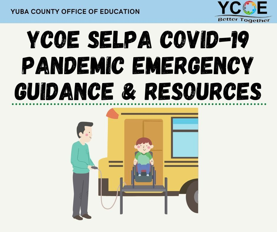 SELPA Emergency Guidance and Resources